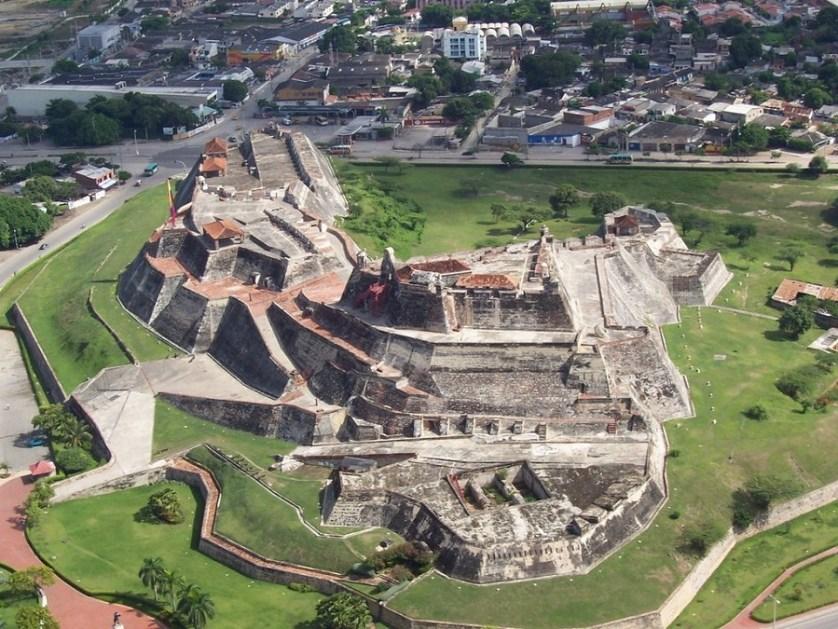 imagem-do-forte-castillo-de-san-felipe