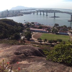 Vila Velha. Paisagens ondas rochas, Espírito Santo Parte 2