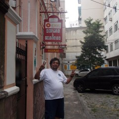 Hostel Rio de Janeiro. El Misti uma experiência maravilhosas.