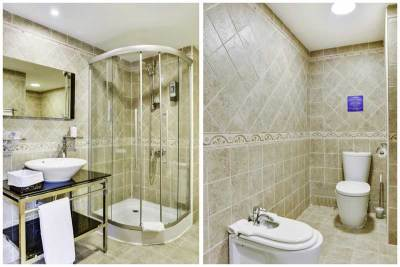 Habitación Doble imagen del baño