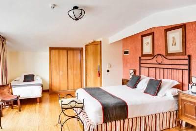 Suite Cuádruple del Hotel el Corzo