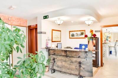 Recepción Hotel el Corzo