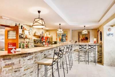 Cafetería del Hotel el Corzo