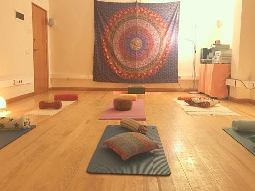Sala para talleres y actividades