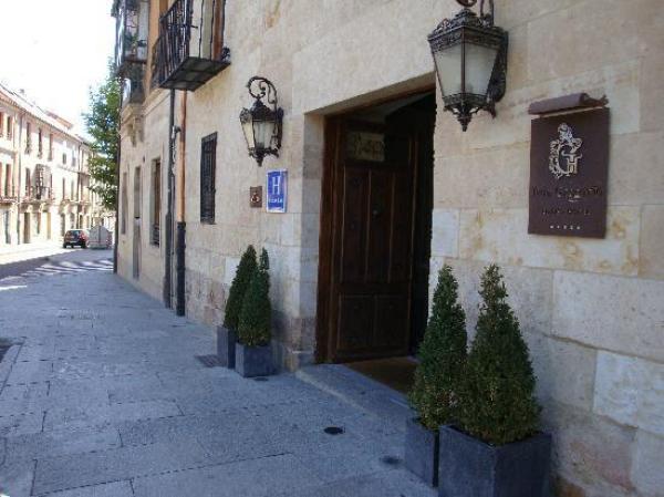 Grand Hotel Don Gregorio en Salamanca 02