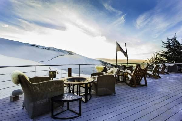 El Lodge, Ski & Spa en Sierra Nevada02
