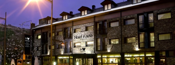 Hotel Aneto en Benasque02