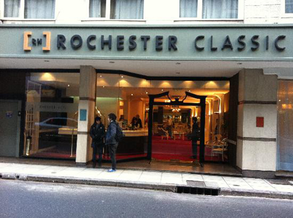 rochester classic ext