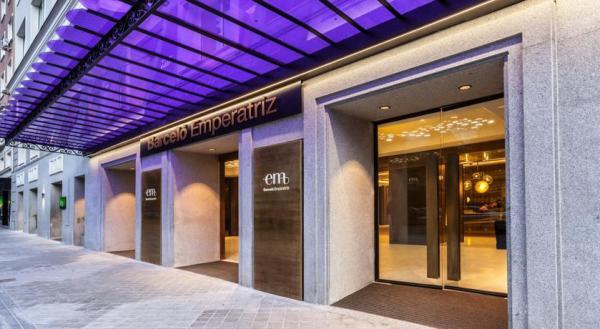 Hotel Barceló Emperatriz