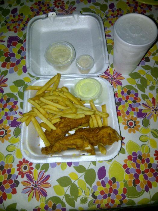 Restaurante IN & OUT CHICKENFINGERS