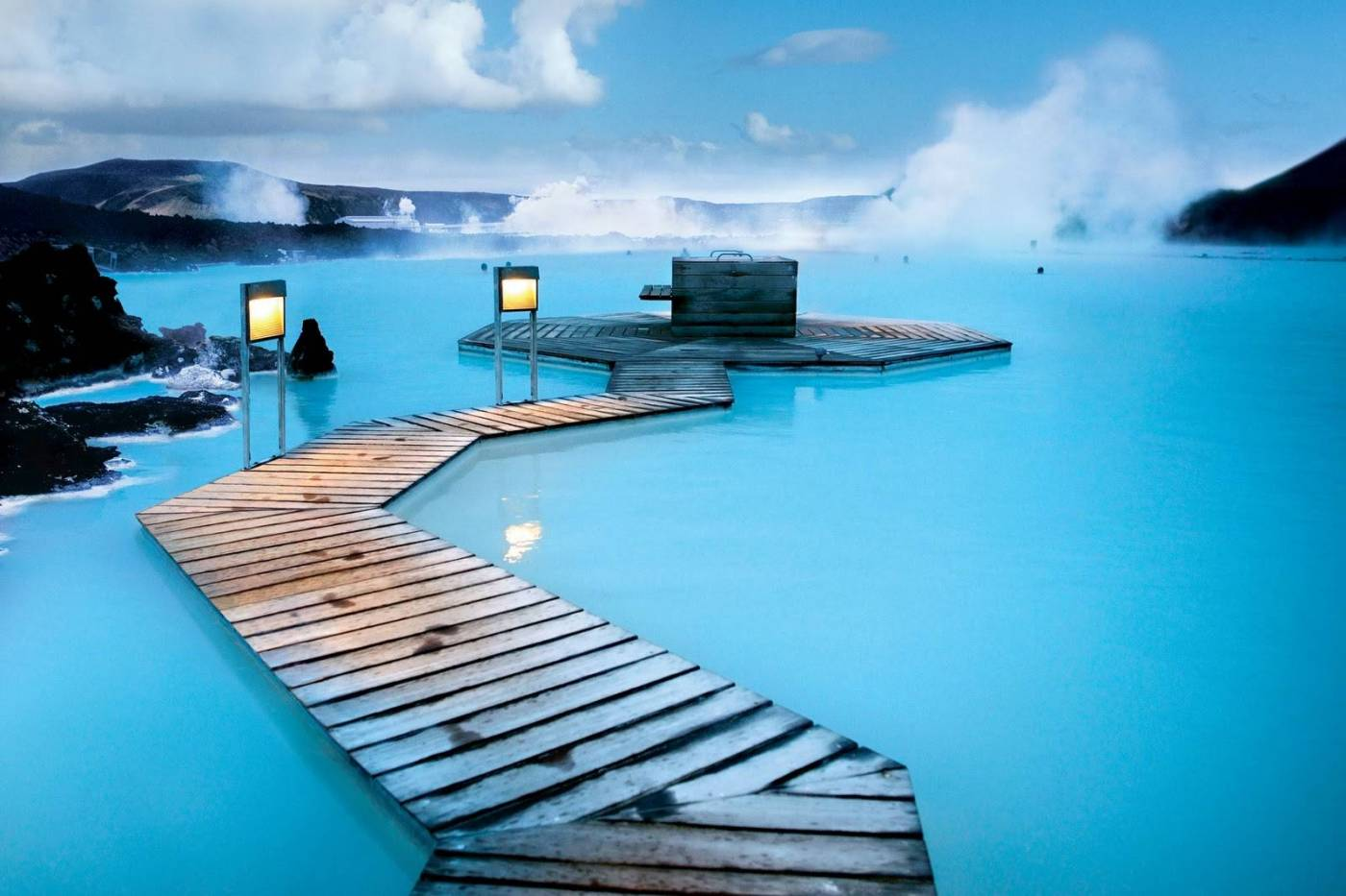 Blue Lagoon Islande Hotel Lodge Magazine