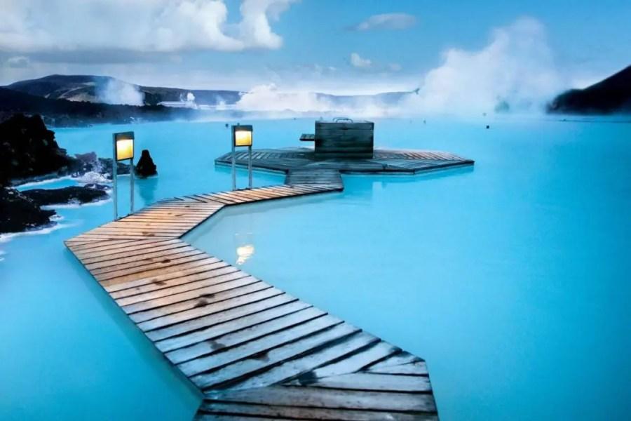 hôtel de luxe islande