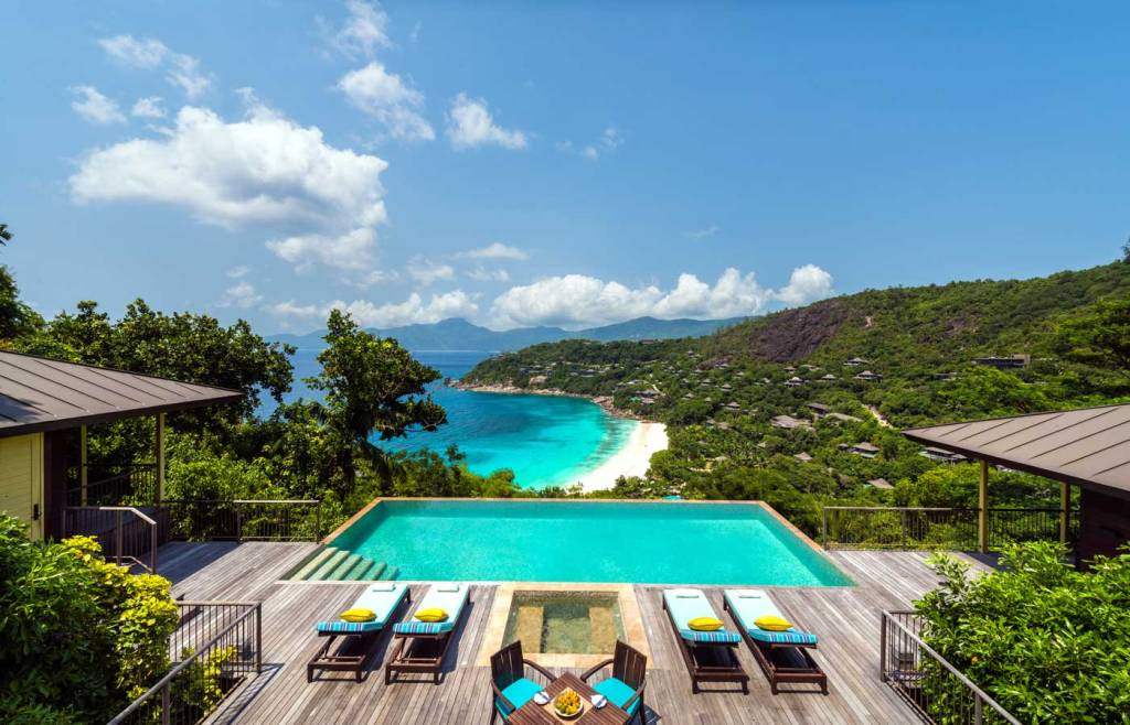 r ve de robinson chic aux seychelles voyages hotels de luxe spas destinations de reve. Black Bedroom Furniture Sets. Home Design Ideas