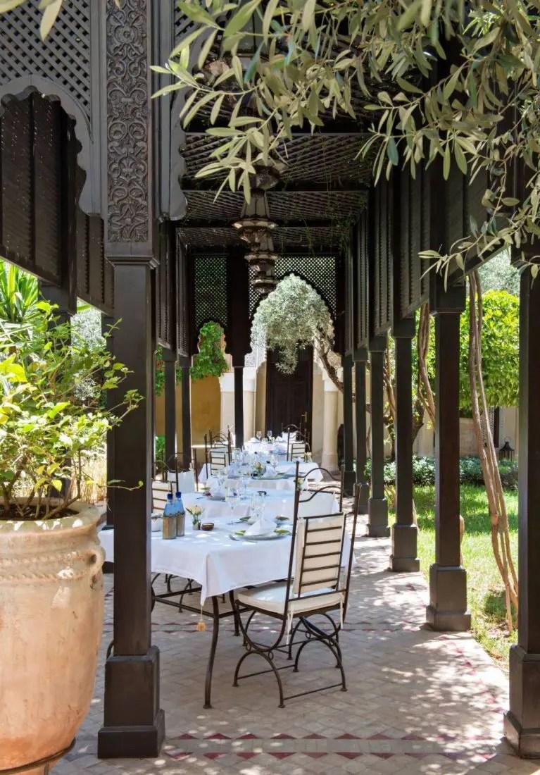 La villa des Orangers sublime Marrakech