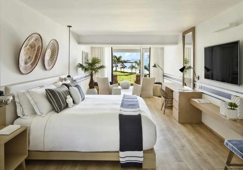 Literie De Luxe Suisse room numbergrand litier – lux* grand gaube   hotel