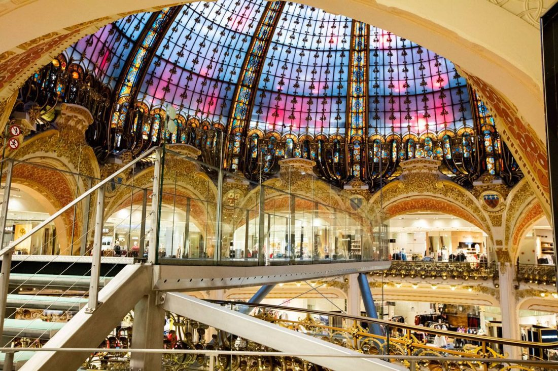 GALERIES LAFAYETTE PARIS HAUSSMANN | Hotel & Lodge Magazine
