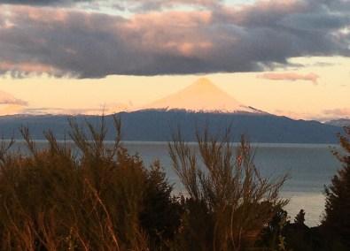 Volcán Osorno en el Lago Llanquihue - Hotel Frutillar