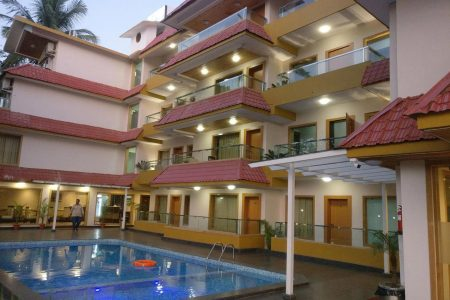 New Image Inn Calangute Goa India Hotel Group Deals