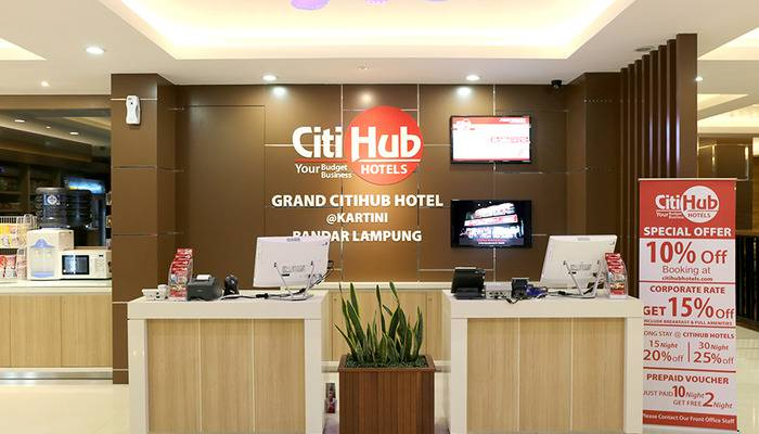 Pendapat Netizen tentang Grand Citihub Hotel Kartini Bandar Lampung