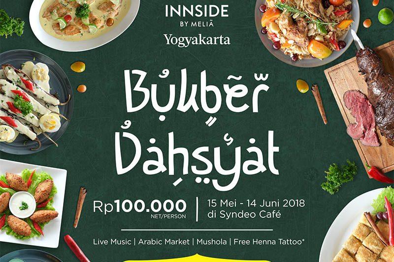 Hotel Innside By Melia Yogyakarta Sampaikan Tali Kasih di Bulan Suci