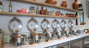 Pengalaman Makan Siang di ROCA Hotel Artotel Yogyakarta