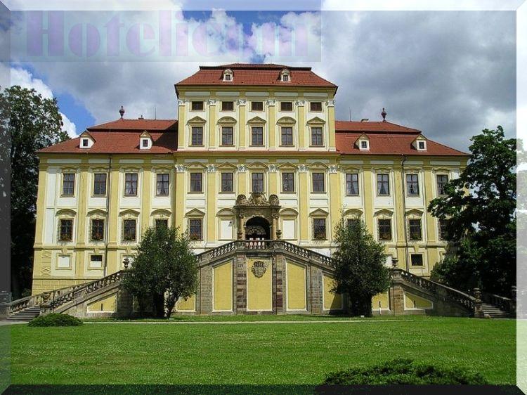 Замок Клаштерец