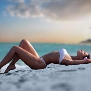 Spiaggia Thilt Shift