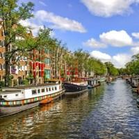 Lebensfrohe Grachtenstadt - Städtereise Amsterdam