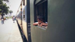 Der lange Weg nach Hause, Indien, Australien