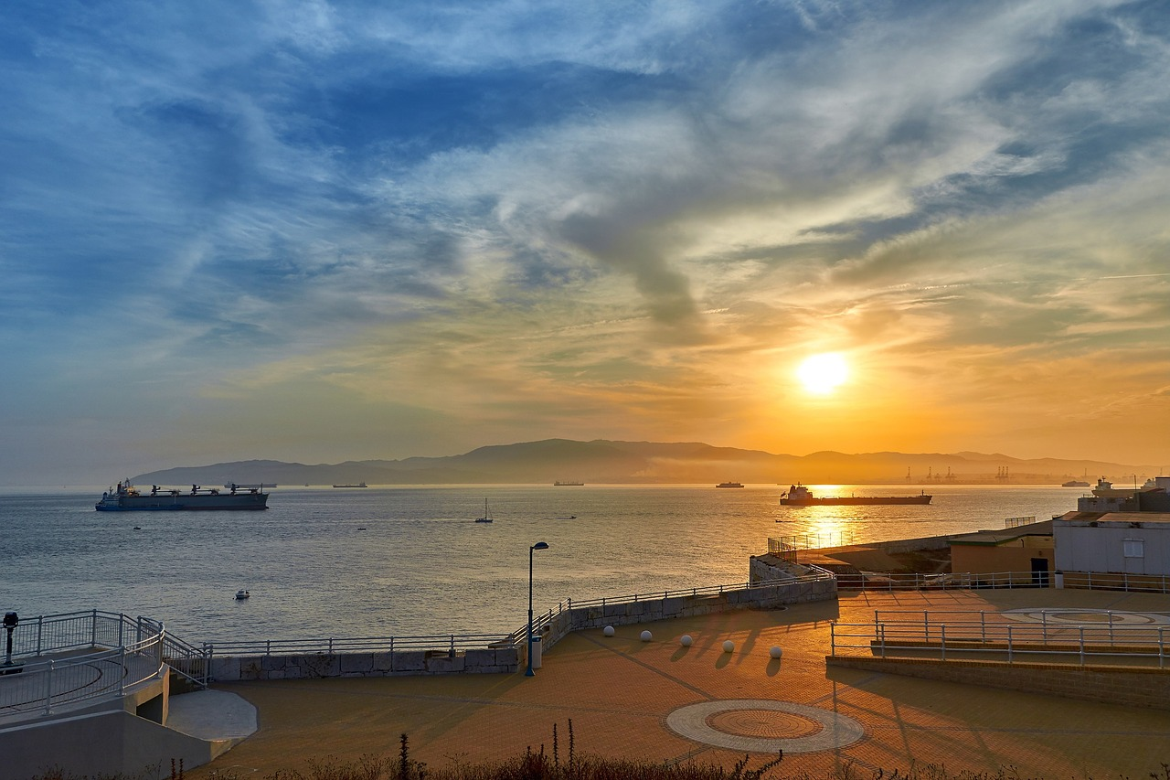 Allein unterwegs in Gibraltar