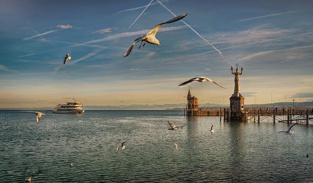 Urlaubsziel ohne weitere Anreise: Bodensee
