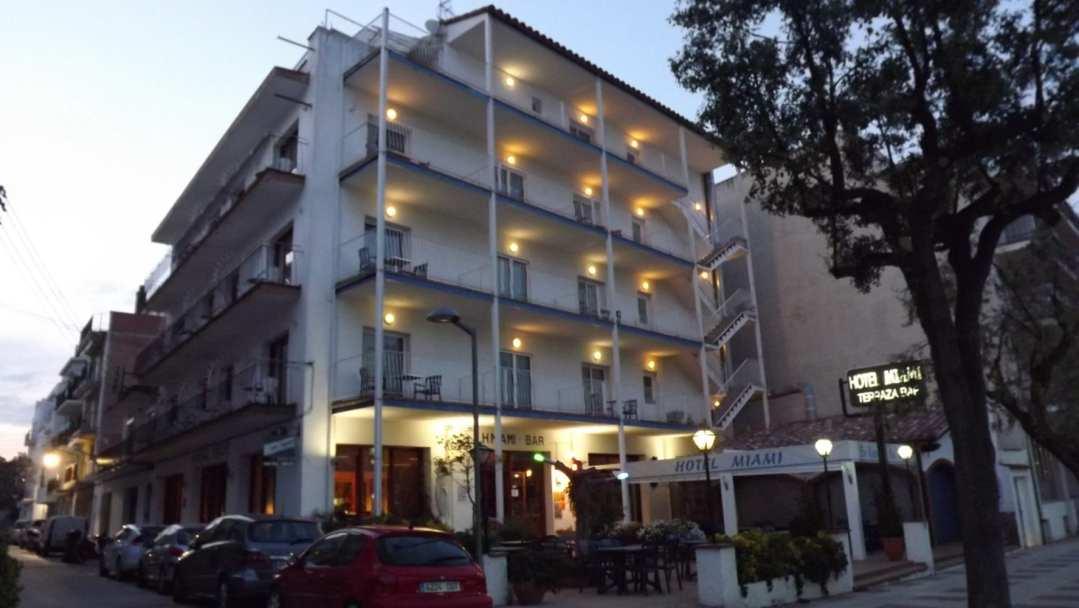 Hotel miami de Nit