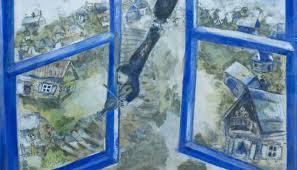 El Violinista celeste, Marc Chagall