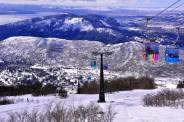 Nieve en Argentina destaca  en Latinoamérica