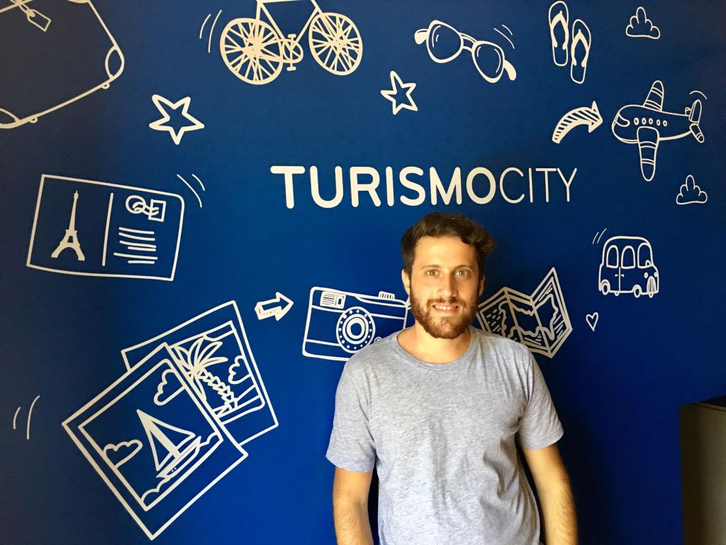 Julián Gurfinkiel - TurismoCity. HotelNewsColombia