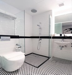 Boutique Hotel Bathroom