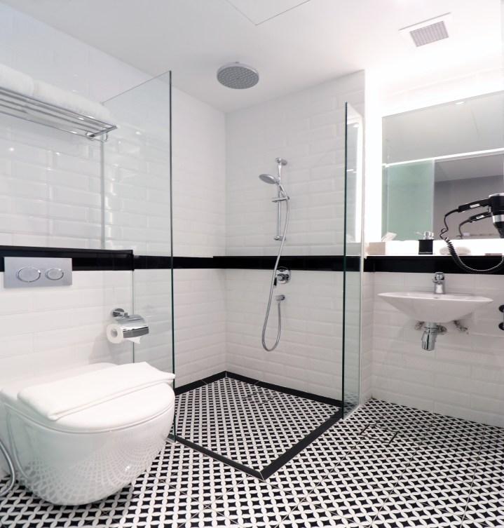 Boutique Hotel Bathroom