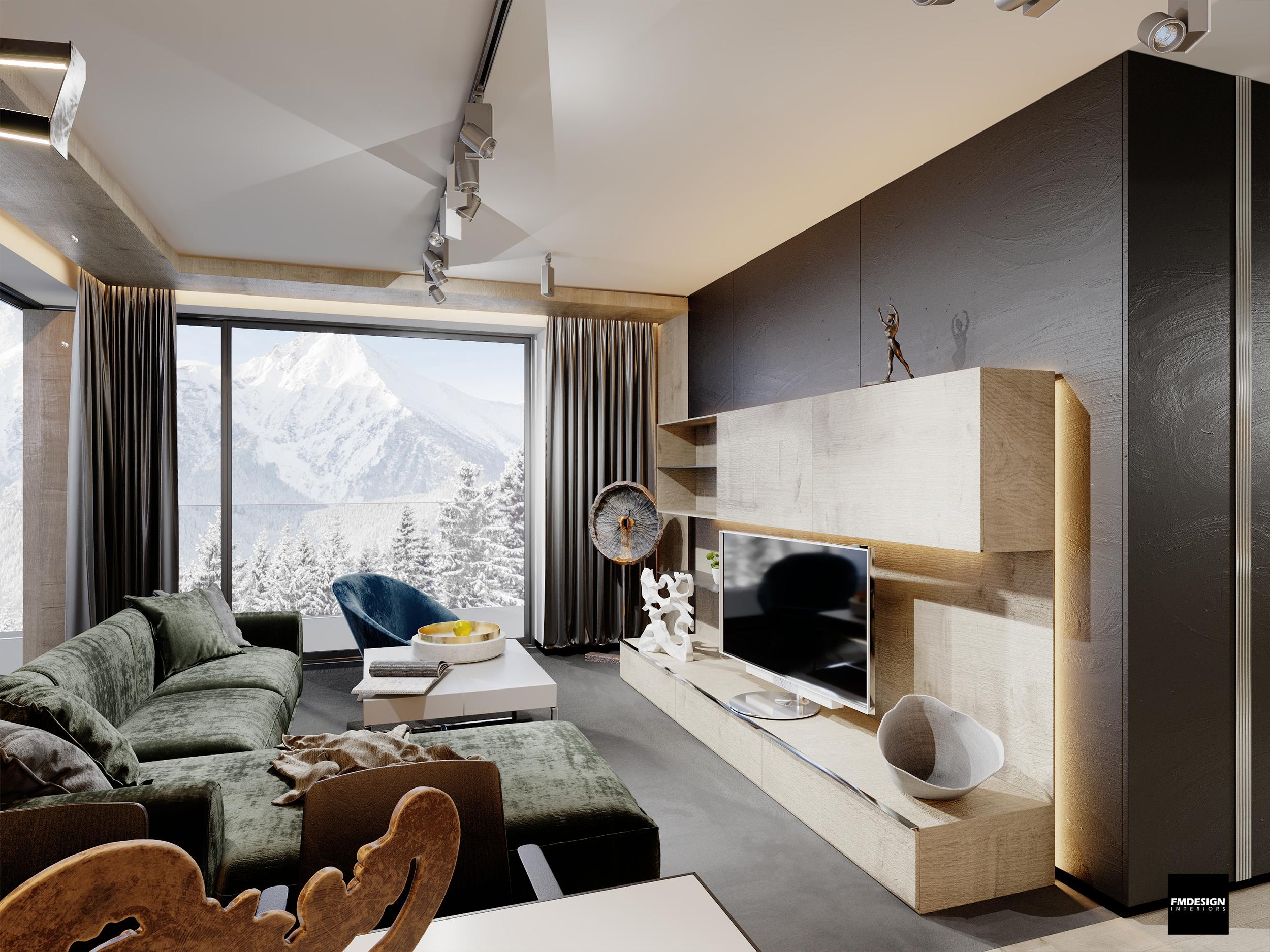 luxusny dizajn hotelovy interier