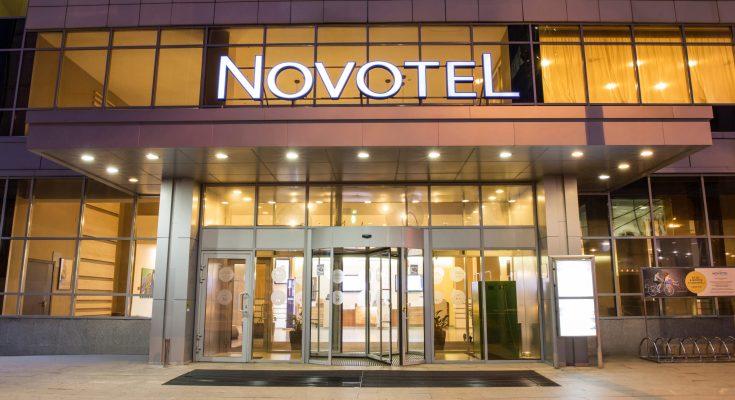Отель Novotel Екатеринбург