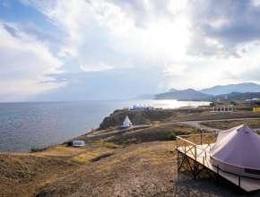 https://hotelpresent.ru/ Эко-кемпинг «Tavrida.camp