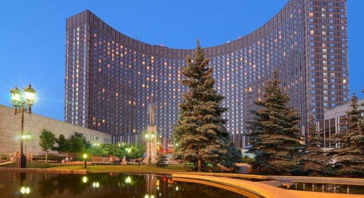 Москва оказалась среди мировых лидеров по заполняемости отелей