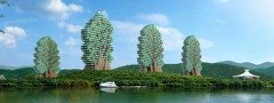 Sanya Beauty Crown Hotel on Hainan island, China