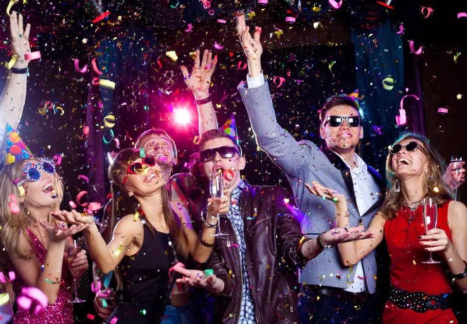 Festas de final de ano em Piratuba