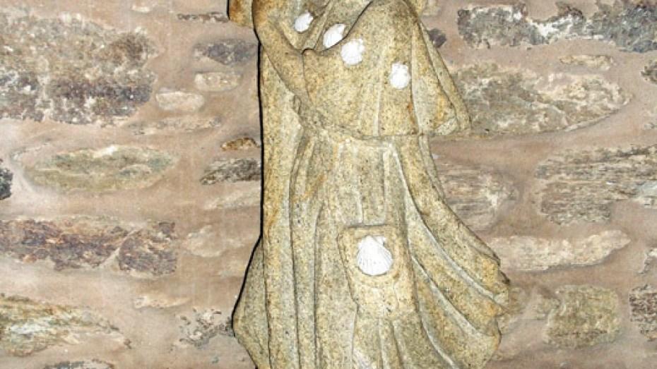 Escultura Apostol Santiago