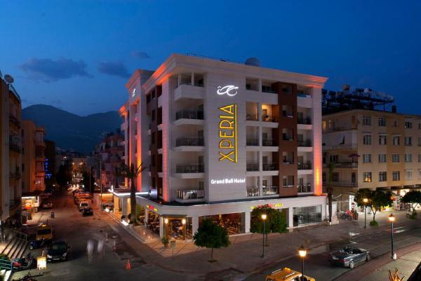 Туры в отель Xperia Grand Bali Hotel Турция из Москвы