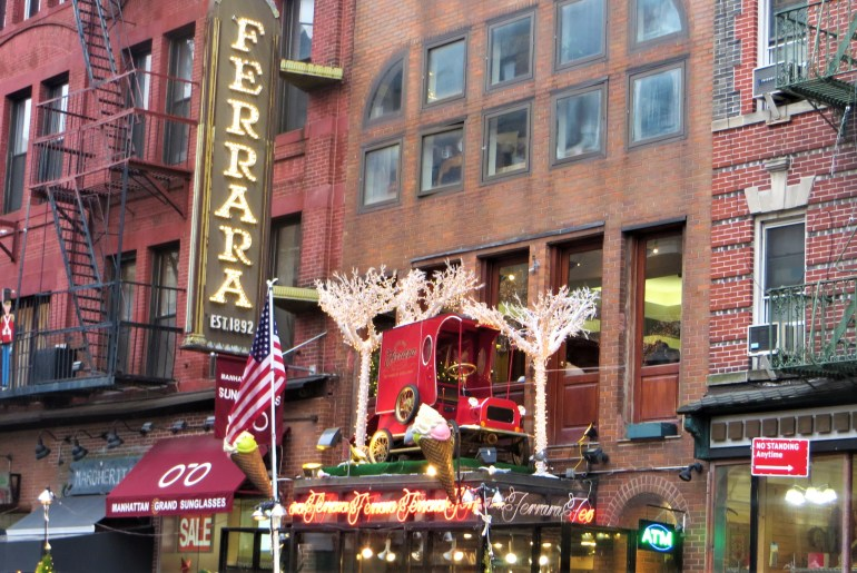 Little Christmas Italy.Best Things To Do In New York At Christmas Hotels Hand
