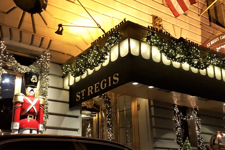 Best Things To Do In New York At Christmas - Hotels & Hand Luggage