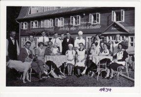 Šerlišský mlýn - Schierlichmuhle 1934