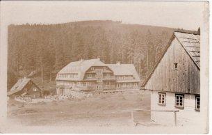 Gebirgsbaude Schierlichmude, Sudetenland