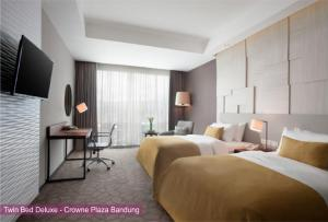 Crowne Plaza Bandung Hotel